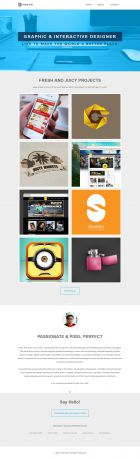 Portfolio of Daru Sim - Web and Graphic Designer