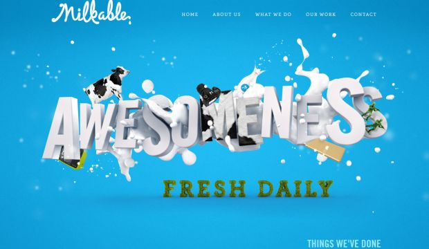 Milkable - Awesomeness fresh daily