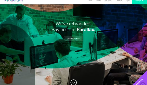 Full service digital agency in leeds parallax for Home design agency leeds