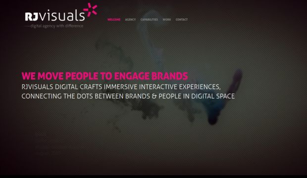RJVISUALS - digital agency