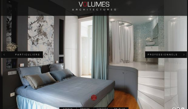 Volumes Architectures - interior designer in Lyon