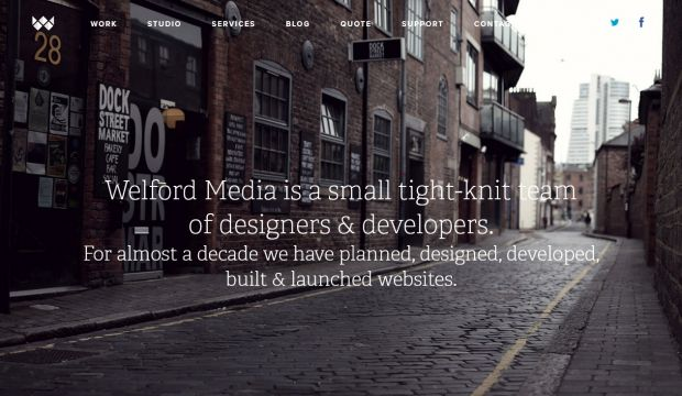 Welford Media - team of designers and developers