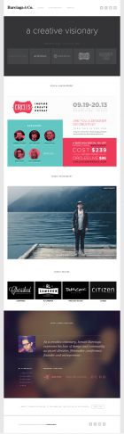 Burciaga - Branding Print Web Design and Photography