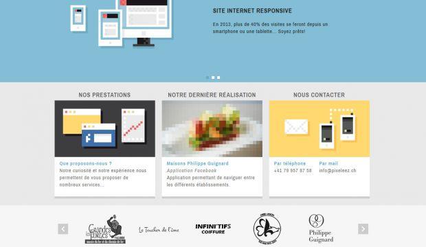 Pixeleez web agency - Digital Marketing and Communication ...
