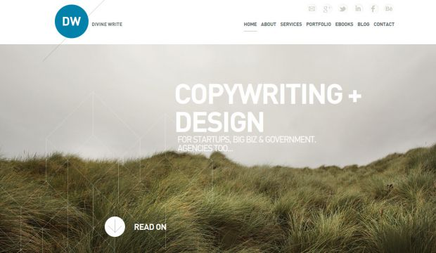Sydney copywriter - Website and SEO copywriting