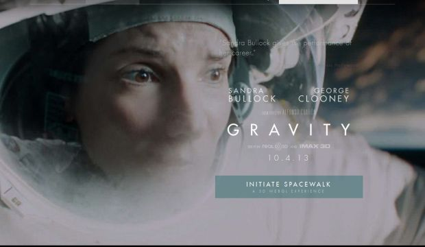 GRAVITY - Now playing