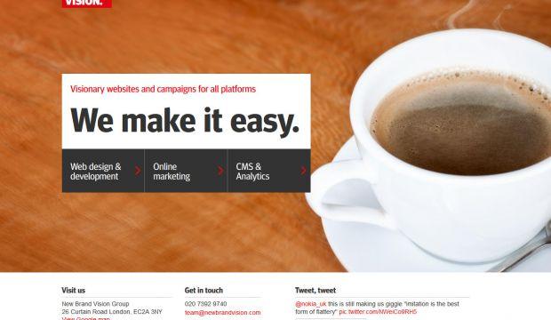 website design and marketing company