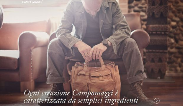 Campomaggi - brand of unique handmade leather bags and accessories