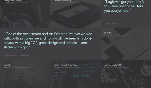 Jan Finnesand Art And Creative Director Webdesign
