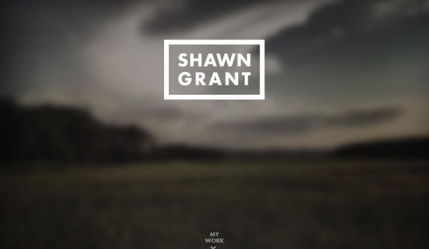 Shawn Grant - Visual Designer and Front-End Developer