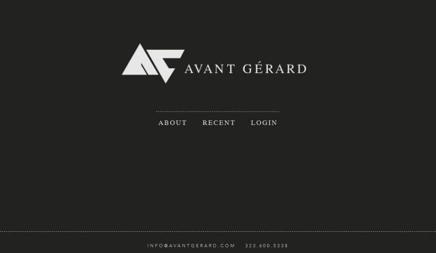 AVANT GERARD - A multidisciplinary creative group
