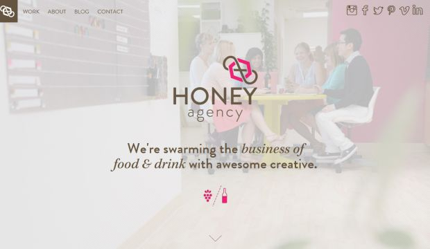 Awesome Creative for Food and Drink - The Honey Agency