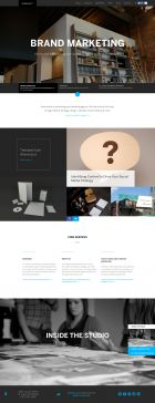 Marketing Agency Atomicdust - Branding and Web