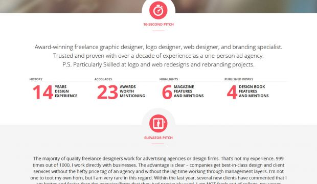 Freelance Graphic Designer And Web Designer Matt Chansky Webdesign Inspiration Www