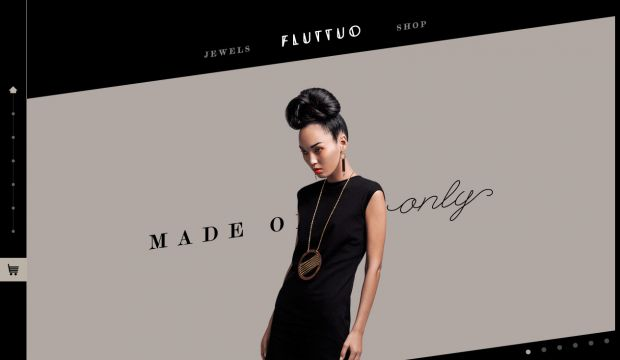 Fluttuo - Made Once Only - One-off jewels handmade in Italy