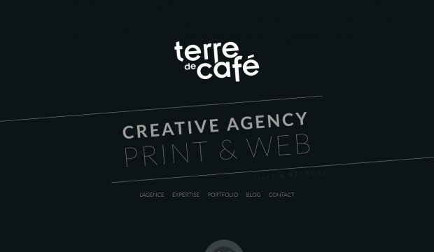 Terre de Cafe Creative Agency - Print and Web