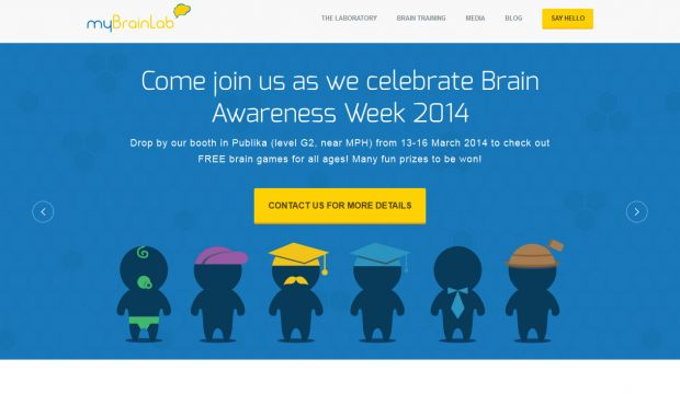 myBrainLab - Personal brain training to unlock your childs potential