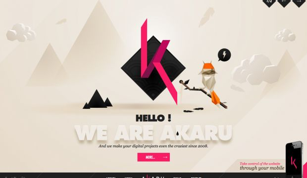 Akaru - Digital creative agency
