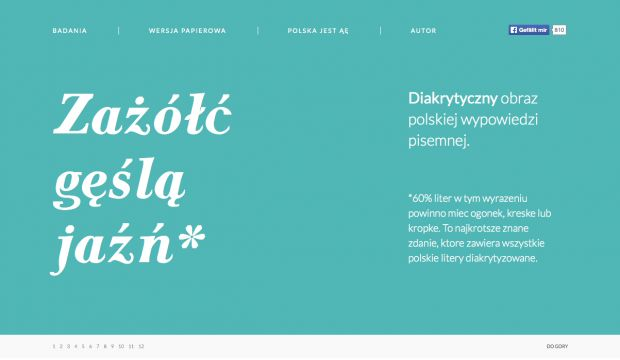 Polish diacritical marks