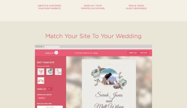 Wedding Rsvp Website.Wedding Rsvp Online Webdesign Inspiration Www Niceoneilike Com