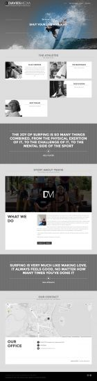 Davies Media and Sports Management - Pro surfers