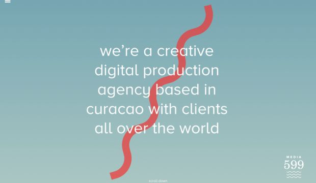 Creative digital production agency Curacao - Media599