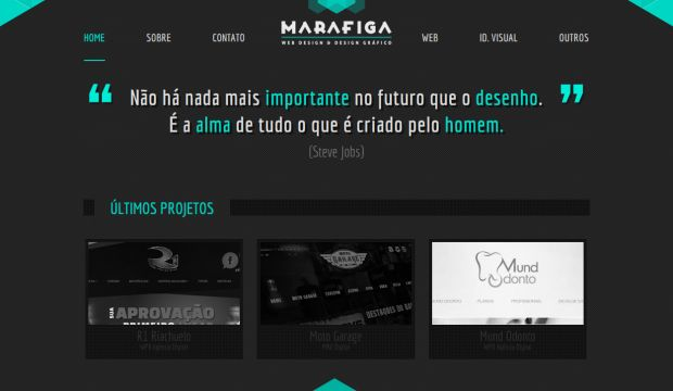 Marafiga - Web Design and Graphic Design
