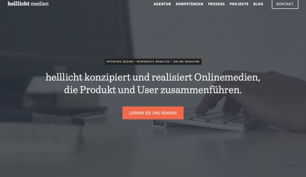 helllicht - Agency for Interface Design and Web Development