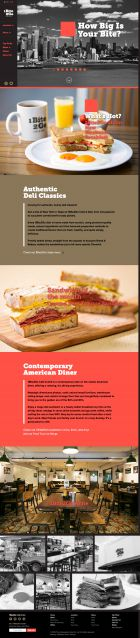 American Restaurants In Taipei - 1Bite2Go Cafe & Deli Official Site