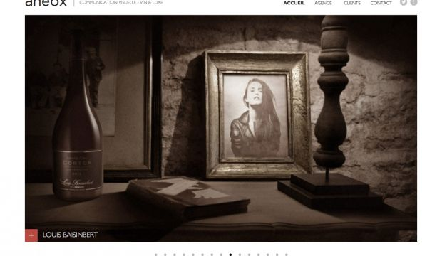 Aneox - Communication agency Wine and Luxury