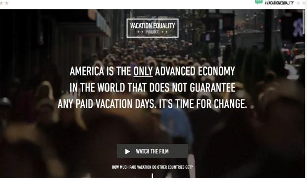 Vacation Equality Project