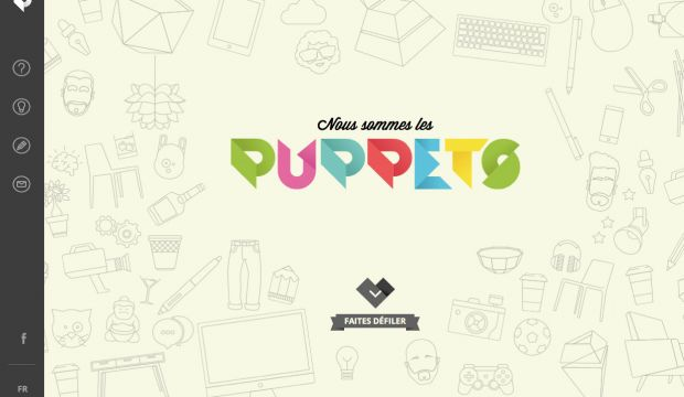 Puppets - Studio digital