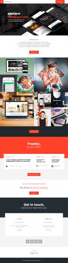 Web Design - Digital Agency Sydney and Melbourne 2015