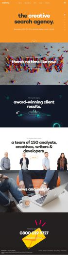 Epiphany 2015 - SEO and Digital Marketing Agency