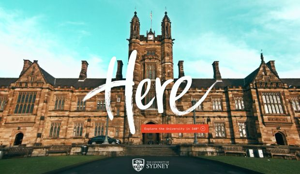 Here - The University of Sydney 360 tour