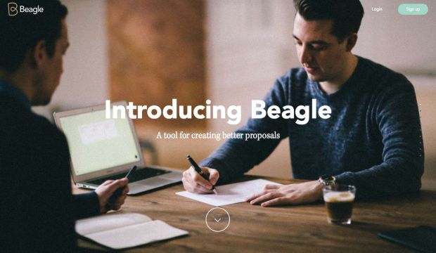 Beagle by Podio - Proposal Software
