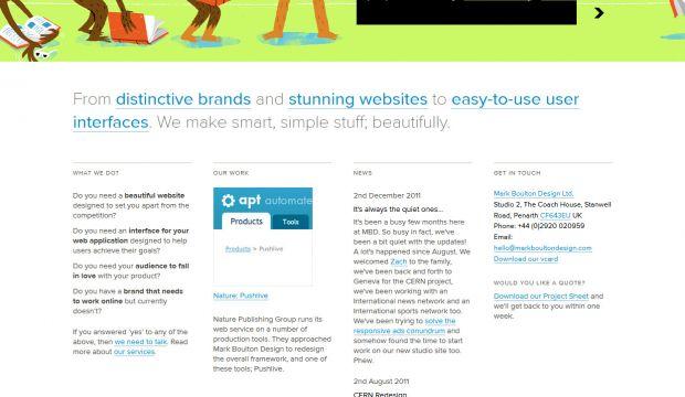 Mark Boulton Design Webdesign Inspiration Www Niceoneilike Com