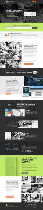 Straight North - Web Design Agency in Chicago