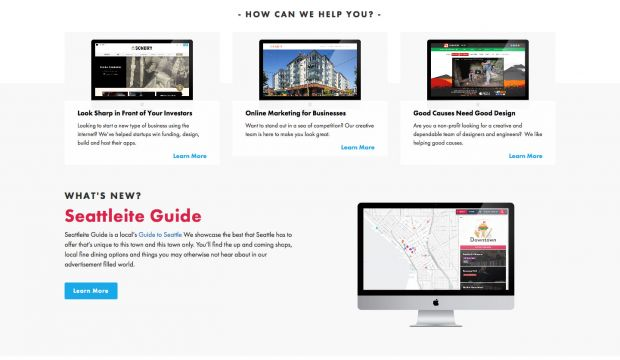 Seattle Web Design And Web Dev Y Designs Webdesign