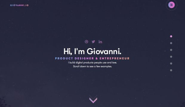 Giovanni Hobbins - Product Designer and Entrepreneur