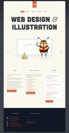 Matt Hamm - Web Design and Illustration