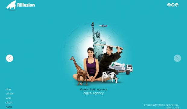 Best Web Design websites - beautiful Inspiration Gallery - page 215