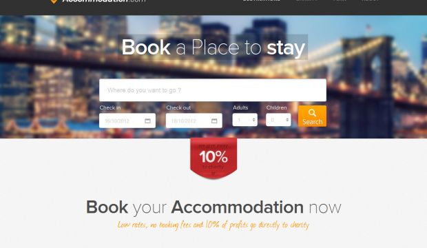 Book Hotel - Book Accommodation