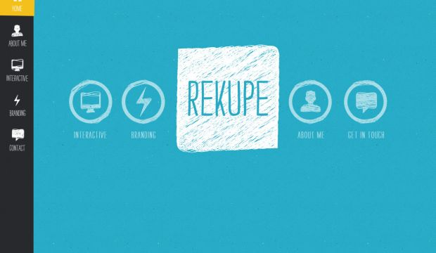 REKUPE   The Graphic Design Portfolio Of Brian Kuperman
