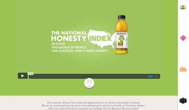 The National Honesty Index