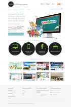 Petros Dimitriadis Portfolio - Greek website designer - Affordable web design - Freelance