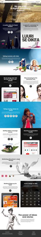 SON - digital advertising agency