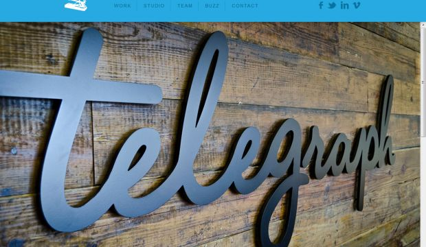 Telegraph Branding - Ideas are the ultimate currency