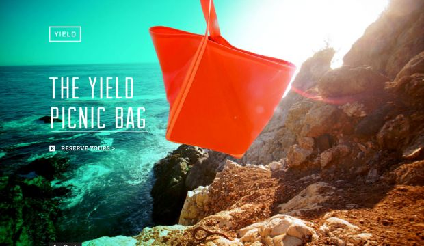 YIELD DESIGN - The Yield Picnic Bag