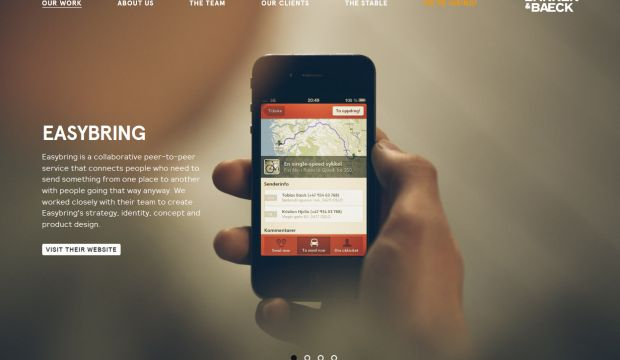Bakken and Baeck- We turn good ideas into great products - Webdesign ...